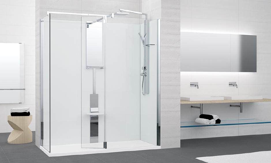 Soluzione 4: Solo doccia