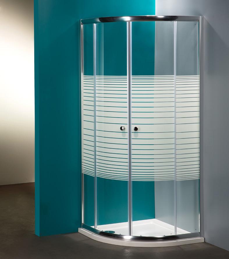 Innovazione e qualit per i box doccia economici ercos - Box doccia per sottotetto ...