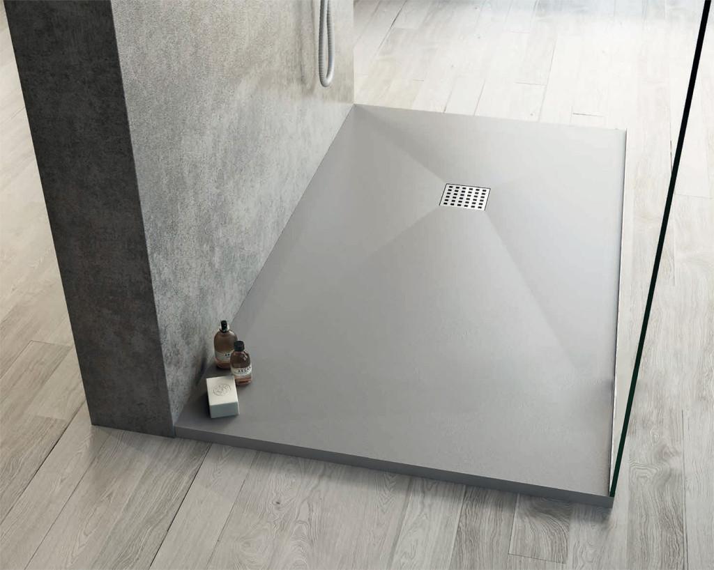 Piatti doccia SOLISTONE | Idrorepellenti Antidrucciolo effetto Pietra