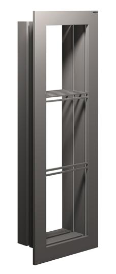 Brem portasalviette per gli spazi stretti del bagno for Portasalviette bagno design