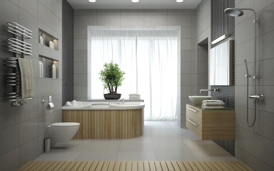 termoarredo soggiorno bagno con termoarredo u kabinesia