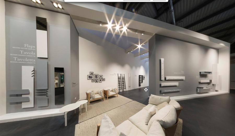 Daniel Libeskind presenta Android di Antrax It al Salone del Mobile 2016