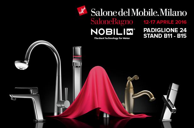 Nobili al salone del bagno alcune anticipazioni arredobagno news - Nobili rubinetterie bagno ...
