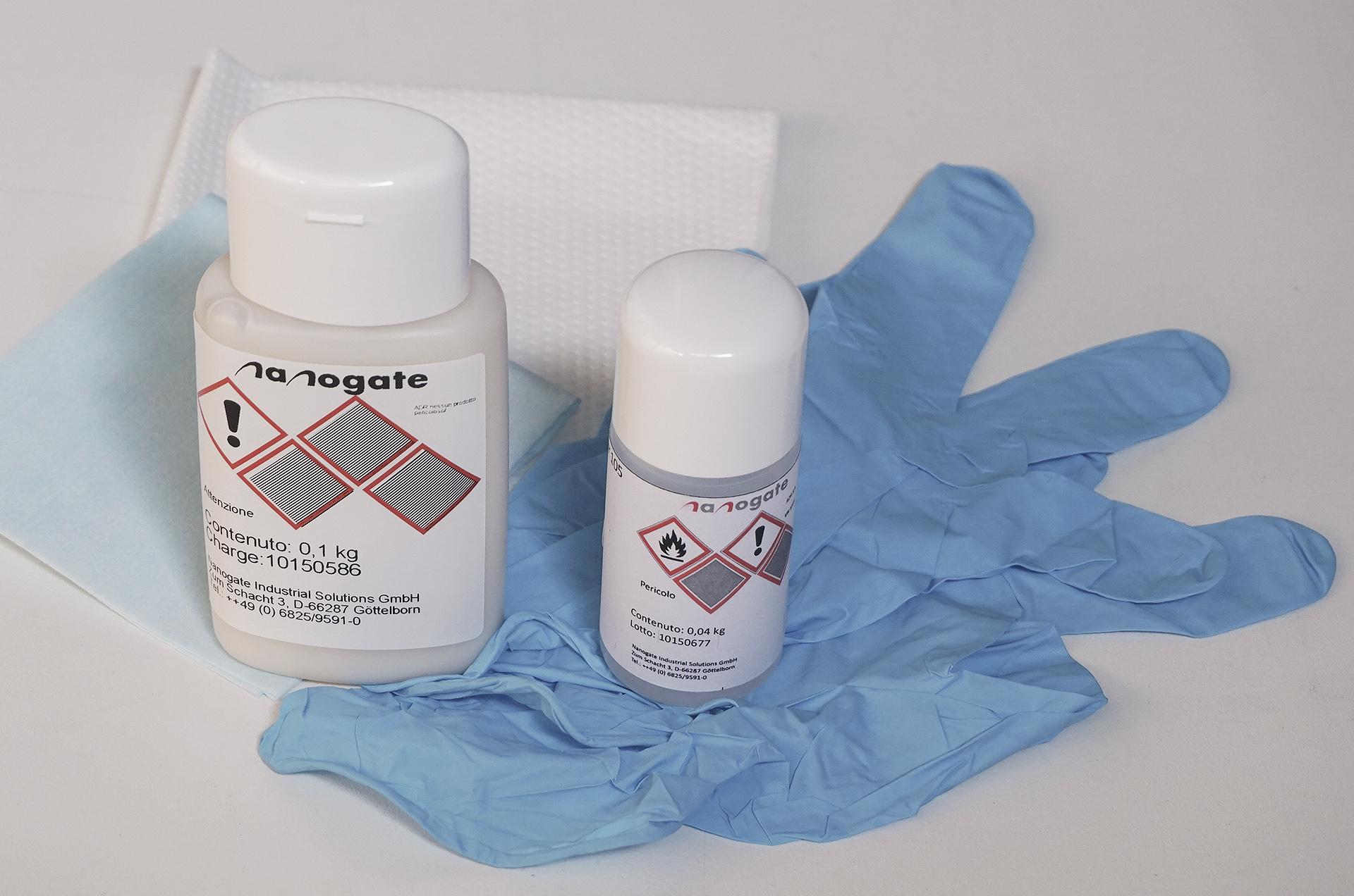 PRO-GLASS Trattamento Anticalcalcare per Cristalli Doccia