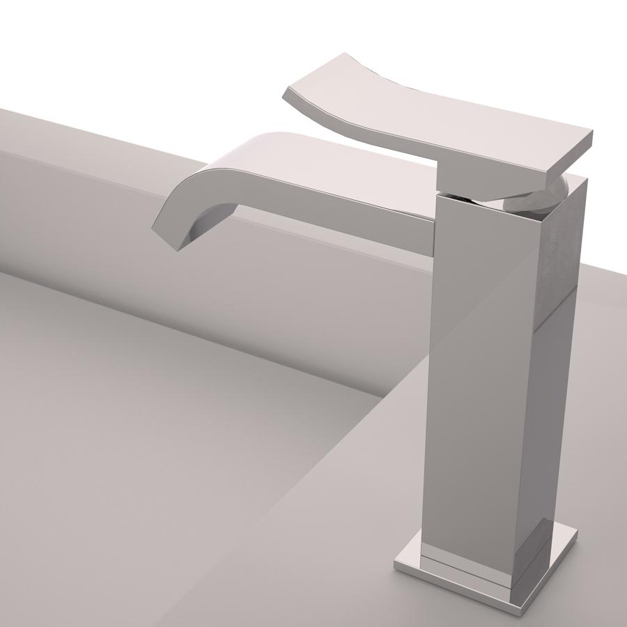 Ely di gattoni rubinetteria geometrie plastiche per bagni - Aeratore per bagno ...