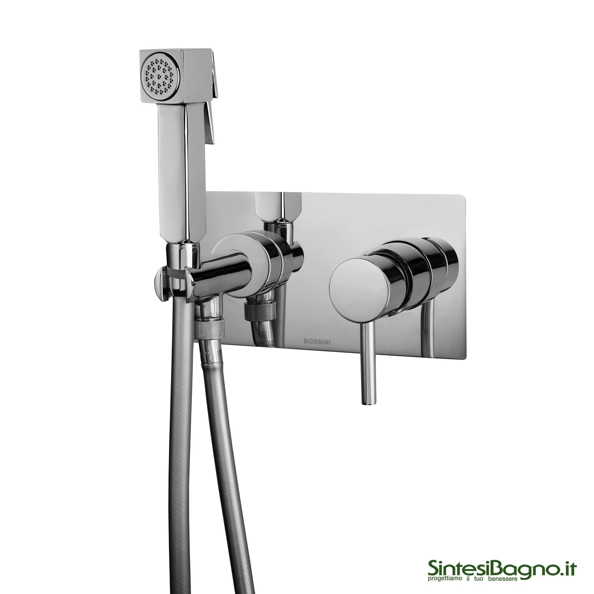 Come eliminare il bidet dal bagno doccia bidet per bagni - Doccia con led colorati ...