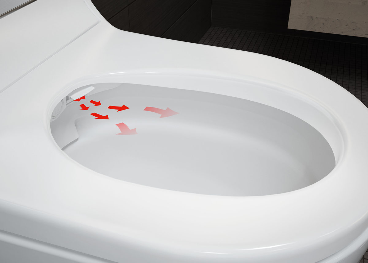 GEBERIT TUMA TRASFORMA OGNI VASO IN WC-BIDET