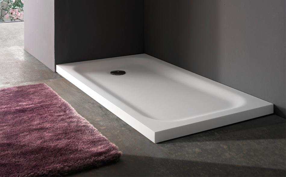 Bagni Ideal Standard : Blubleu presenta joy una linea completa di piatti doccia