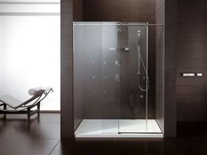 L 39 adattabilit dei box doccia teuco arredobagno news - Box doccia globo ...