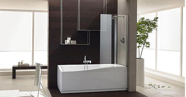 Vasca da bagno kinea by teuco arredobagno news - Misure vasca da bagno ...