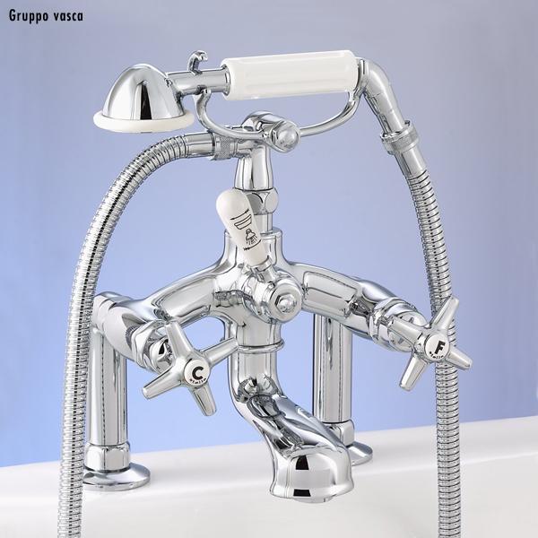 Serie italica riferimento della rubinetteria di lusso - Rubinetterie per bagno ...