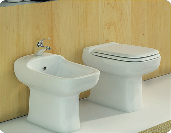 Sanitari ideal standard conca il top del successo for Tavoletta wc dolomite