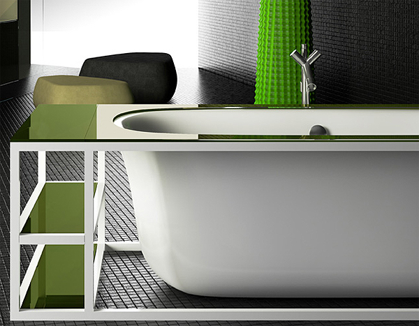 Glass lancia naked arredobagno news - Vasche da bagno dolomite ...