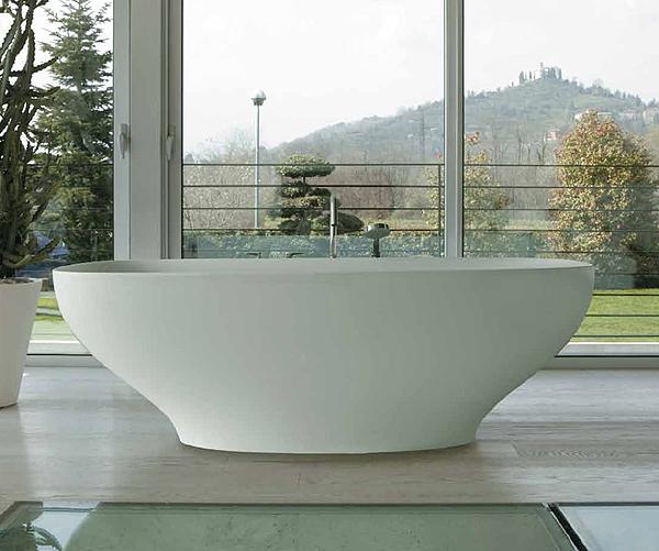 Ceramiche globo genesis come principio e creazione di - Vasche da bagno in ceramica ...