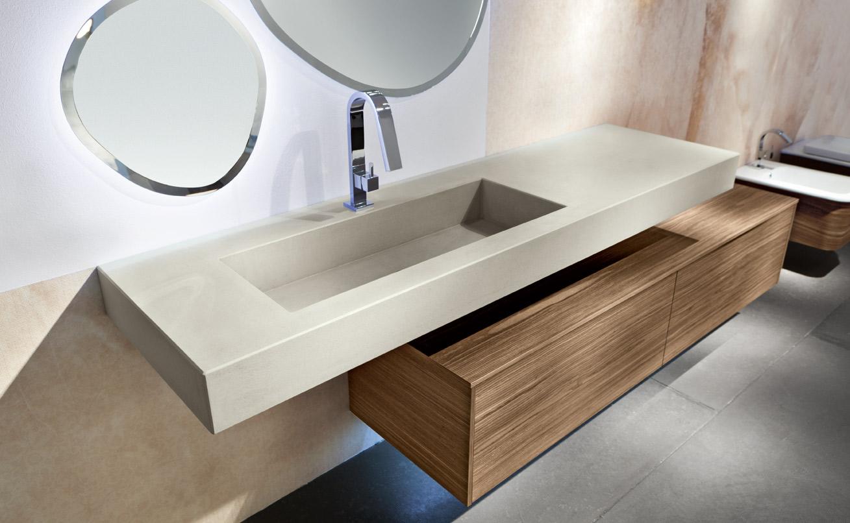 Da edon consigli per manutenzione e pulizia dei top in - Piano lavandino bagno ...