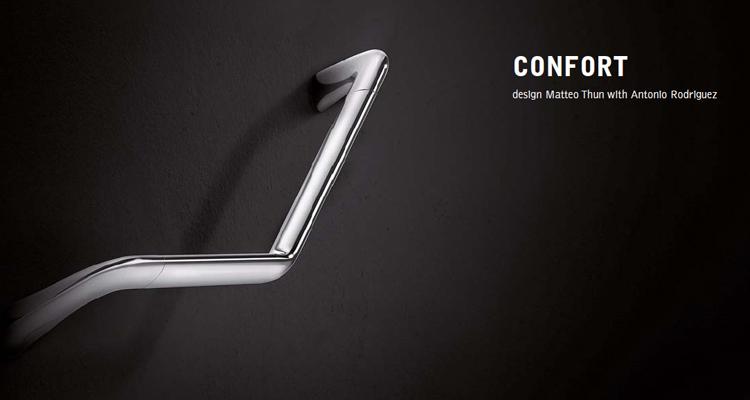 Accessori Bagno > Inda > Serie Confort > Design Matteo Thun e Antonio Rodriguez