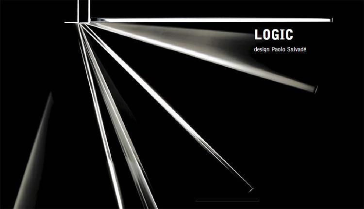 Accessori Bagno > Inda > Serie Logic > Design Paolo Salvadé