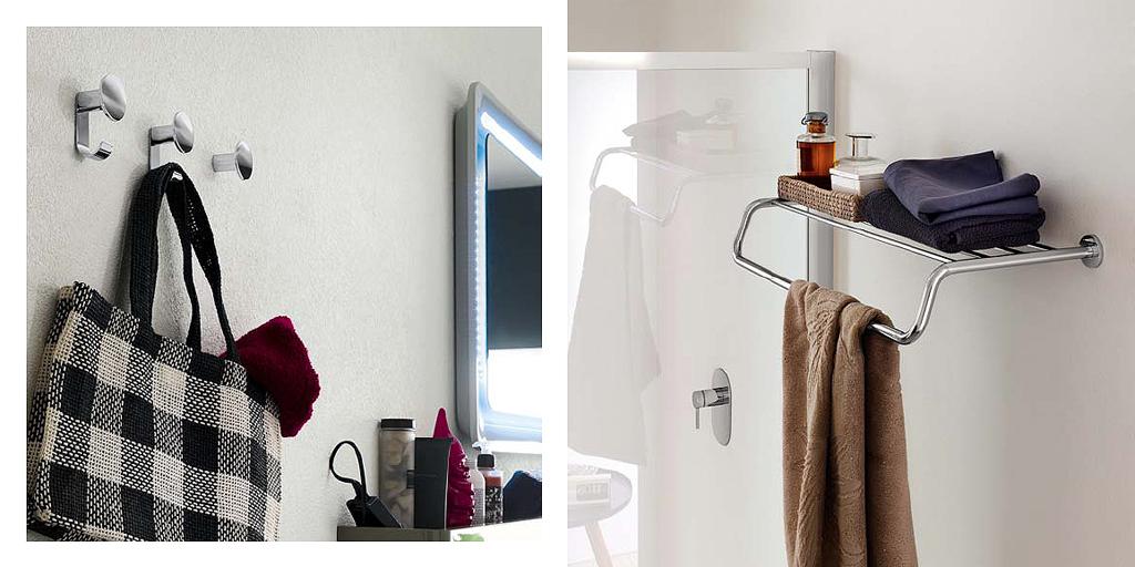 Accessori Bagno > Inda > Serie One > Design atelier Matteo Thun e Antonio Rodriguez