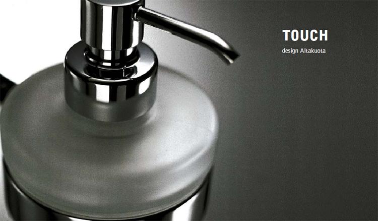 Accessori Bagno > Inda > Serie Touch > Design Altakuota