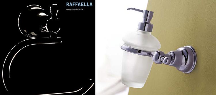 Accessori Bagno Inda Serie Raffaella ARREDOBAGNO NEWS