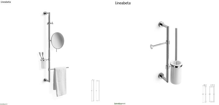 Accessori bagno Lineabeta