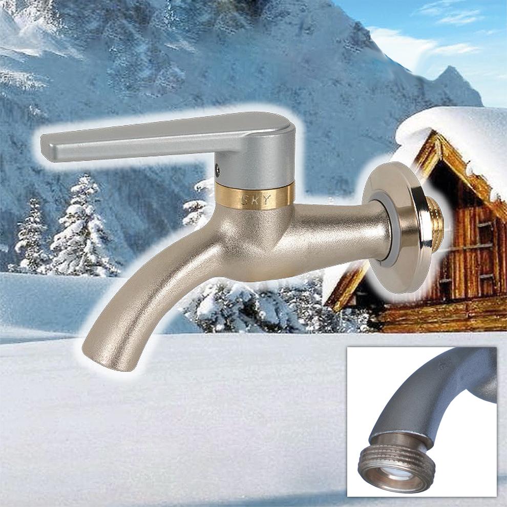 Arriva SKY il rubinetto Antigelo/Antighiaccio/Antigoccia