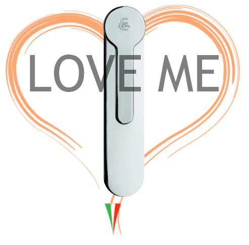 """""""Love Me"""" le rubinetterie italiane alla riscossa!"""