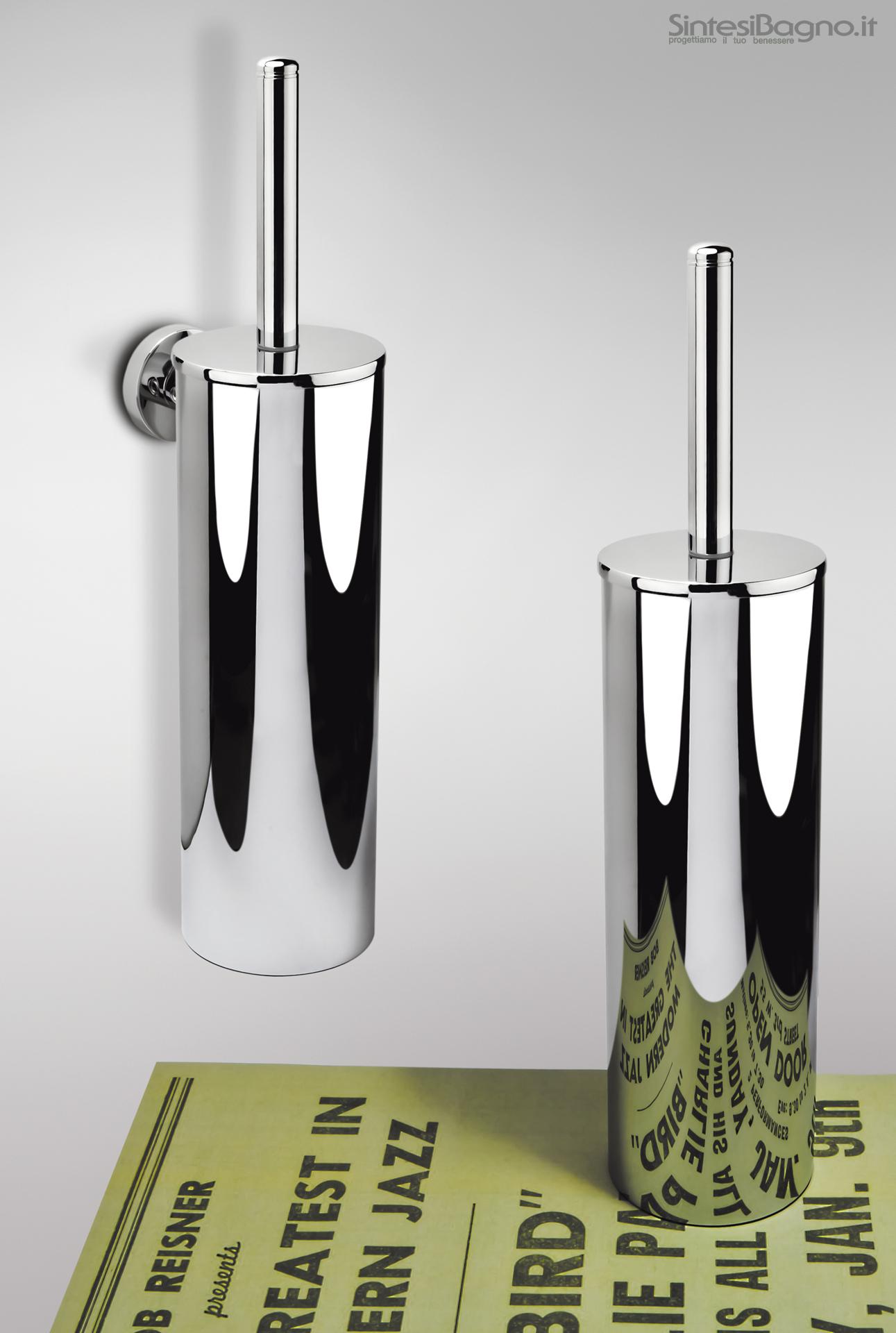 """Gli ACCESSORI BAGNO a """"prezzo accessibile"""" serie BASIC di COLOMBO Design - ARREDOBAGNO NEWS"""