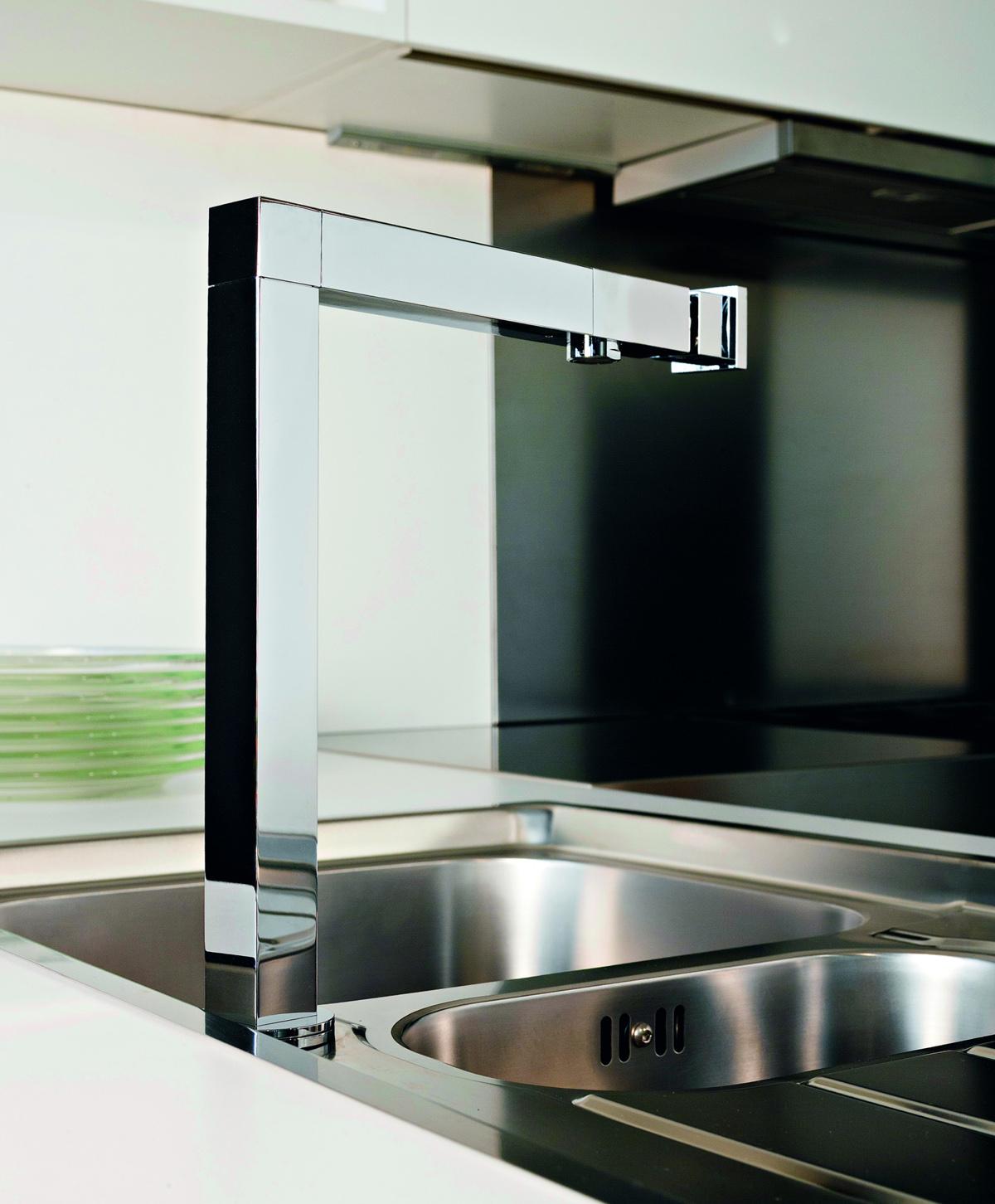 Rubinetterie cucina archivi arredobagno news - Rubinetti x cucina ...