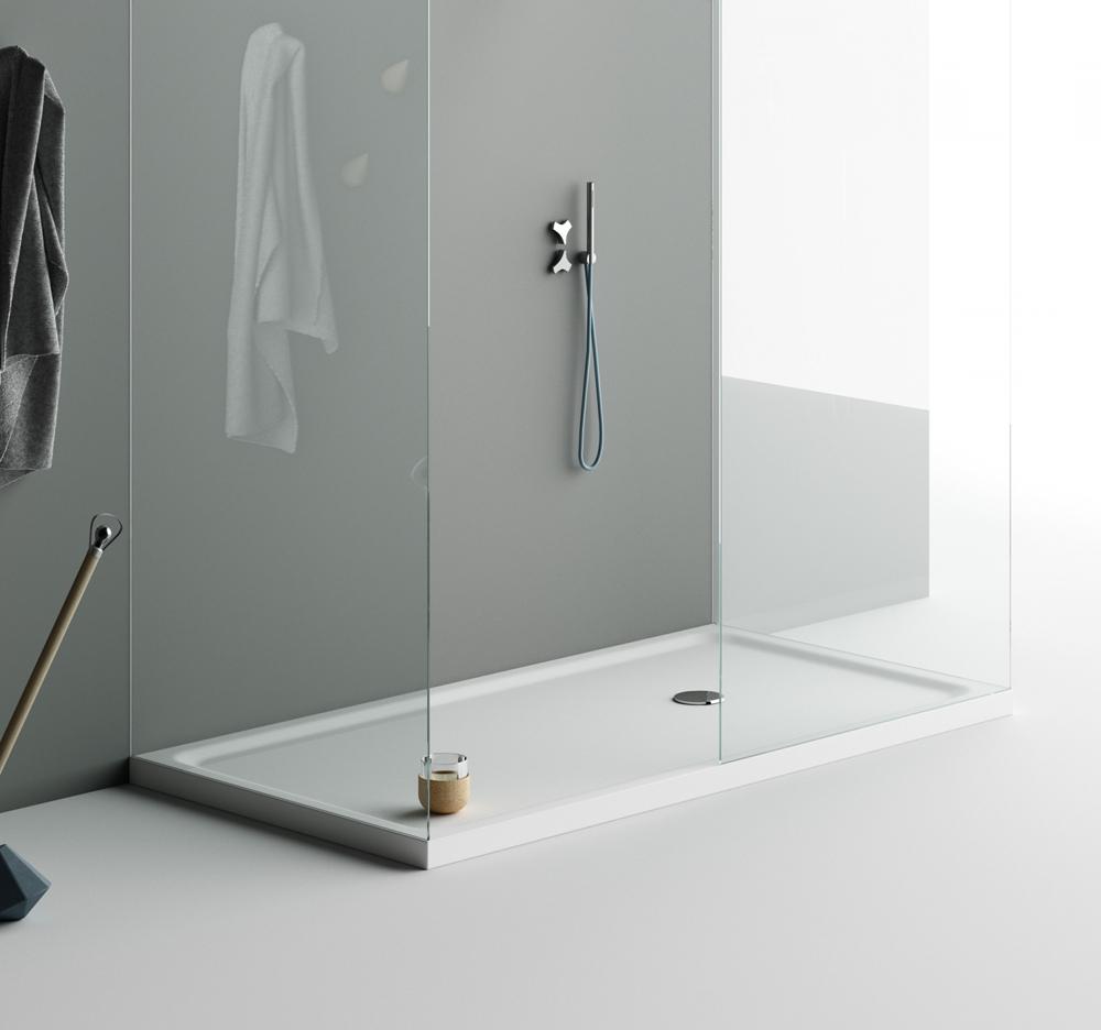 Planit presenta un piatto doccia unico arredobagno news - Box doccia globo ...