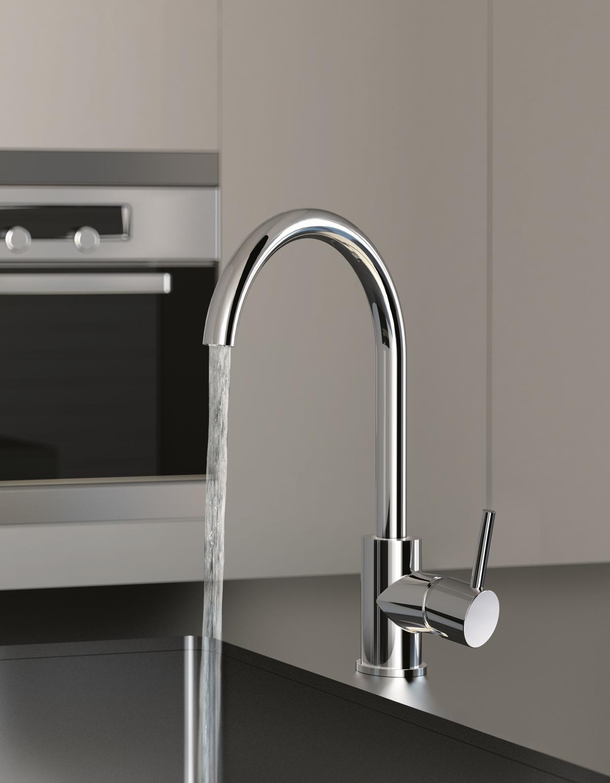 Beautiful Miscelatori Cucina Design Contemporary - Ameripest.us ...