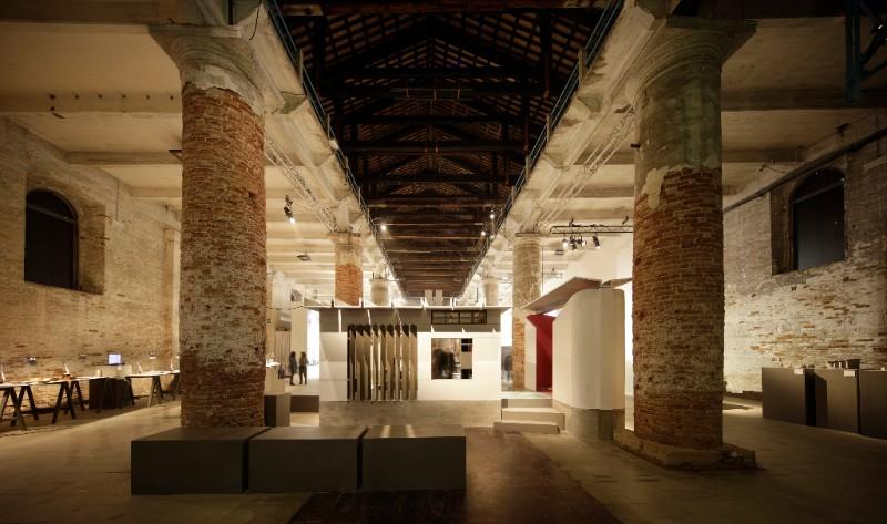 Laminam World Atlas Book @Biennale Venezia