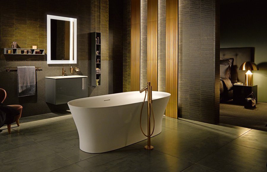 Duravit Arredare il bagno in stile loft