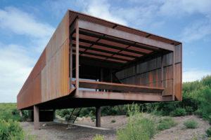 A Cersaie l'architettura essenziale di Sean Godsell