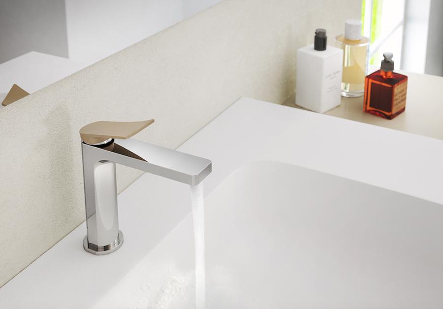 Soffio di gattoni rubinetteria nuovi canoni estetici per - Rubinetteria bagno gattoni ...