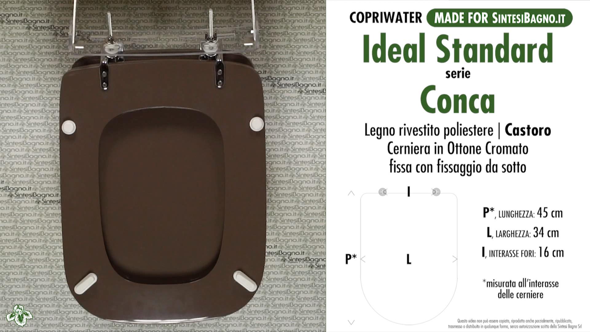 Sedile Wc Ideal Standard Conca.Il Copriwater Sedile Wc Conca Scopri Quale Prodotto E Perfetto Per