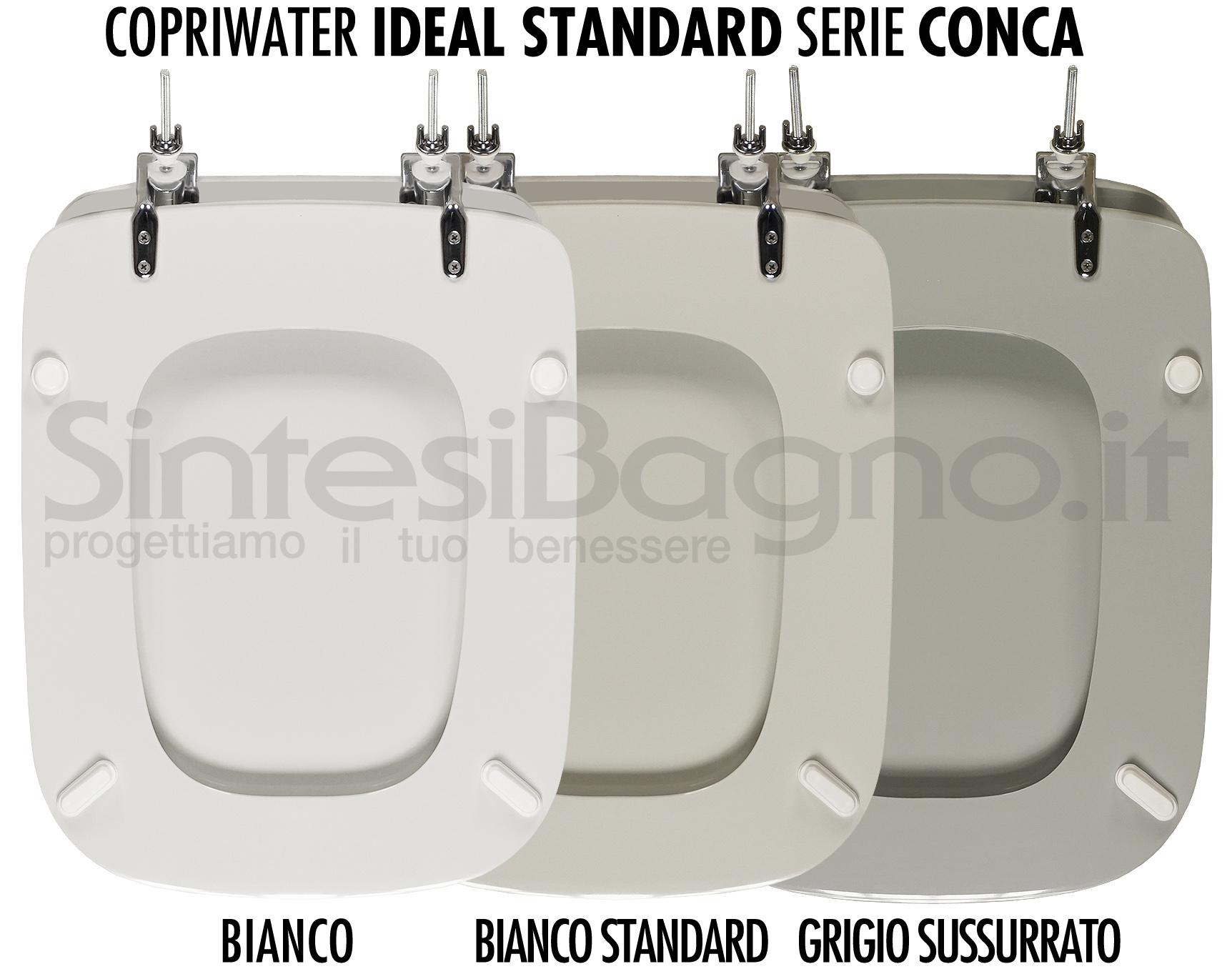 Sedile Water Ideal Standard Modello Conca.Il Copriwater Sedile Wc Conca Scopri Quale Prodotto E Perfetto Per Il Vaso Ideal Standard Tutti I Segreti Per Acquistare Un Sedile Perfetto Arredobagno News
