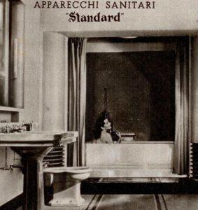 La serie CONCA è il simbolo dei vecchi modelli Ideal Standard