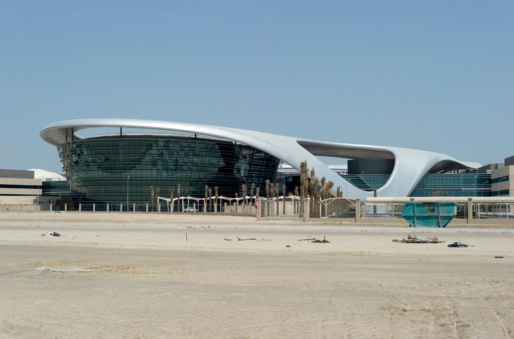La Zayed University ad Abu Dhabi