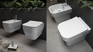 Serie SYNTHESIS eco Olympia ceramica