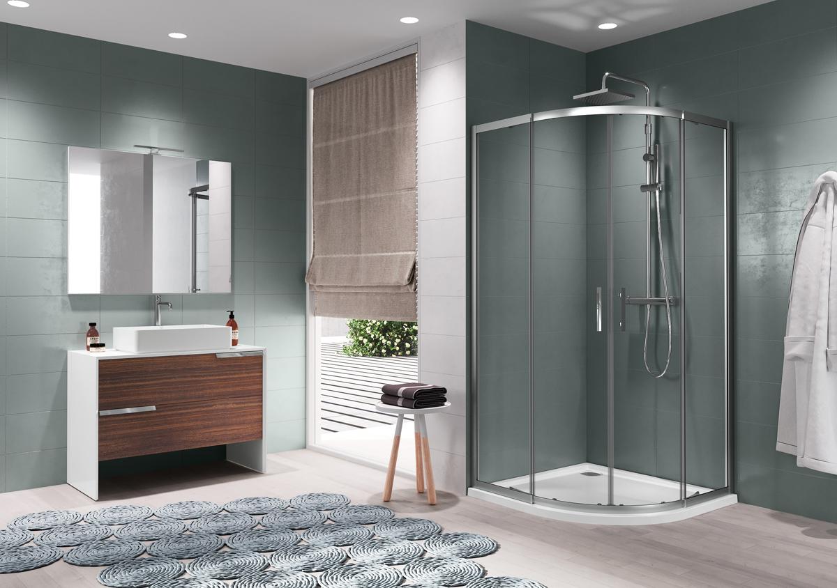 NOVELLINI - ZEPHYROS COLLECTION: versatilità e carattere per l'ambiente bagno
